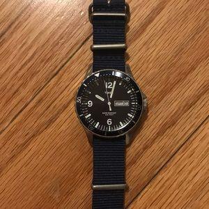 Jcrew Timex watch